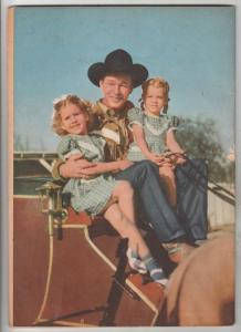 Four Color #166 (Sep-47) FN Mid-Grade Roy Rogers