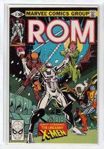 ROM (1979 MARVEL) #17 VG A15313