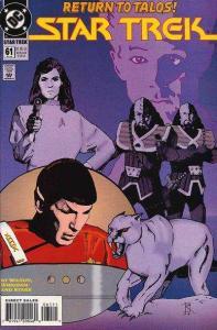 Star Trek (1989 series) #61, NM (Stock photo)