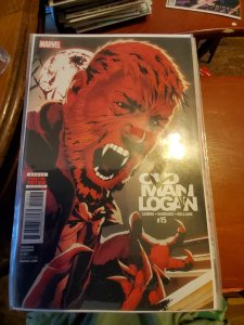 Old Man Logan #15 (2017)
