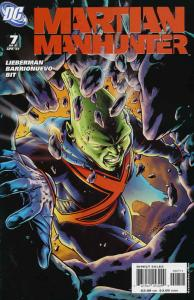 Martian Manhunter (2nd Series) #7 VF/NM; DC   save on shipping - details inside