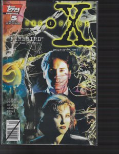 X-Files #5 (Topps, 1995) NM