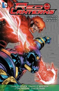 Red Lanterns TPB #6 VF/NM; DC | save on shipping - details inside