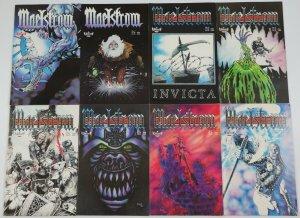 Maelstrom #1-11 VF/NM complete series - aircel comics - jim somerville set lot