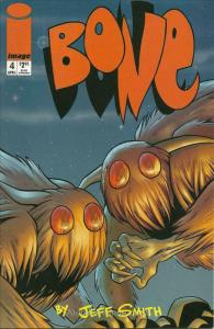 Bone (2nd Series) #4 VF/NM; Image   save on shipping - details inside