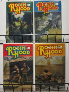 ROBIN HOOD (1989 ET) 1-4  M.Powell & S.Timmons