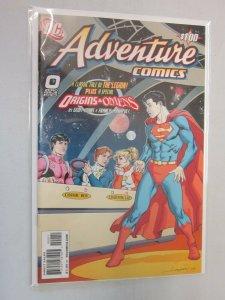 Adventure Comics #0 2nd Series 8.0 VF (2009)