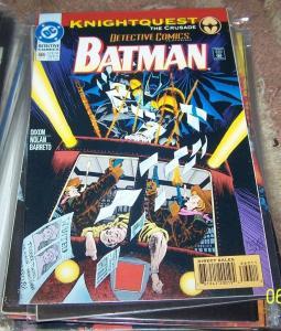 DETECTIVE COMICS  # 669 BATMAN 1993   dc -KNIGHTQUEST AZRAEL ROBIN  DC