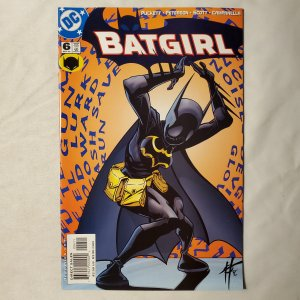 Batgirl 6 Very Fine/Near Mint Cover by Damion Scott