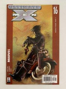 Ultimate X-Men #16 Wold Tour Part 1 (2001 Marvel Comics) NM