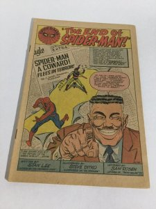Amazing Spider-Man 18 Coverless First Appearance Of Ned Leeds Marvel Silver Age