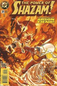 Power of Shazam, The #2 VF/NM; DC | save on shipping - details inside