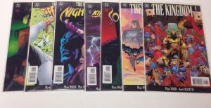 The Kingdom 1-2 Son Of The Bat Kid Flash Offspring Planet Krypton Nightstar  NM
