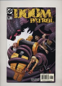 Doom Patrol #8 (2002)