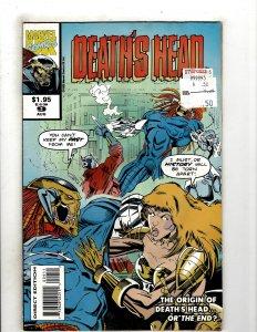 Death's Head II (UK) #9 (1993) YY3