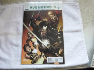 2010 MARVEL COMICS ULTIMATE AVENGERS 3 # ISSUE 1