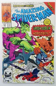 Amazing Spider-Man #312 ? High Grade, CGC Ready ? TODD McFARLANE ? Marvel '89