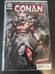 CONAN THE BARBARIAN # 8 * CARNAGEIZED VARIANT NM HIGH GRADE