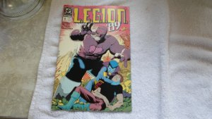JUL. 1989 DC COMICS L. E. G. I. O. N. 89 # 6