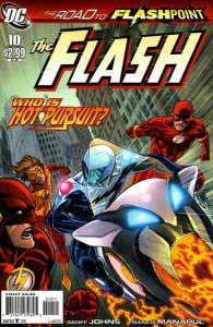 Flash, The (3rd Series) #10 VF; DC   save on shipping - details inside