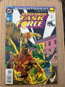 Justice League Task Force #6 (1993)