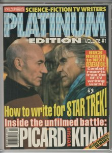 STARLOG PLATINUM EDITION #1 NM- A04855