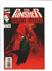 Punisher Holiday Special #1 VF/NM 9.0 Marvel Comics 1993