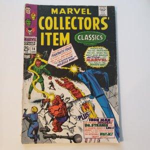 Marvel Collectors Item #14