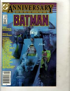 Lot of 8 Batman DC Comic Books 400 414 415 438 477 478 1 33 Robin Dark Wing DS1