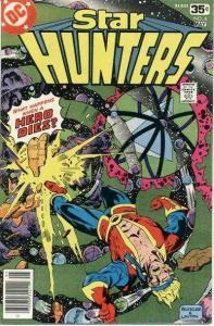 Star Hunters #4, Fine (Stock photo)