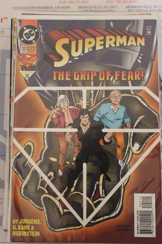 Superman  101 NM