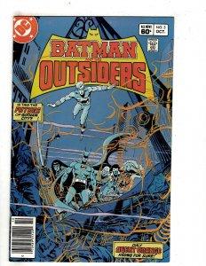 Batman and the Outsiders (AU) #8  YY3
