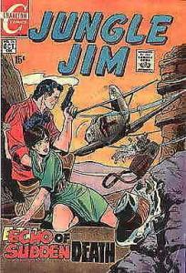 Jungle Jim (Charlton) #26 VG; Charlton | low grade comic - save on shipping - de