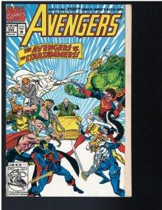 Avengers #350 (Marvel, 1992)