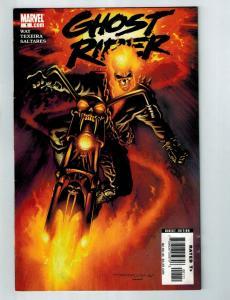 Ghost Rider # 1 FN Marvel Comic Book 1st Print Daniel Way Texiera Art Series S95