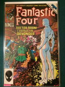 Fantastic Four #288