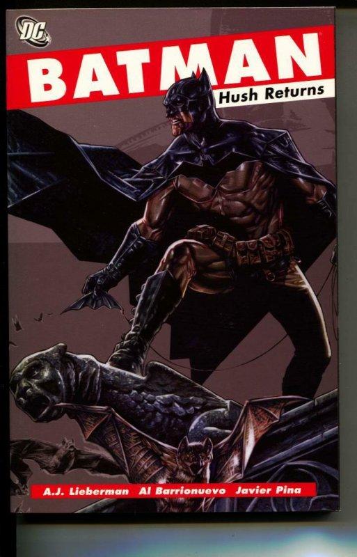 Batman Hush Returns TPB trade