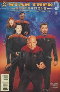 Star Trek Generations #1 VF; DC | save on shipping - details inside