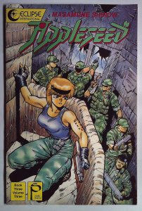Appleseed: Book 3 #3 (1989)