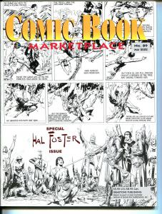 Comic Book Marketplace #89 2002Hal Foster-Prince Valiant-Frank Cho-VF