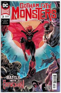 Gotham City Monsters #3 (DC, 2020) NM