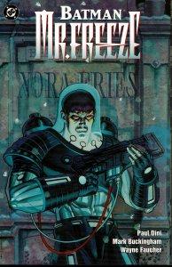 Batman / Mr. Freeze - NM - Paul DIni Original Story