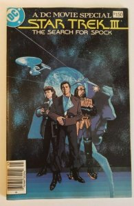 DC Movie Special: Star Trek III: The Search for Spock #1-1984 - Tom Sutton NM-