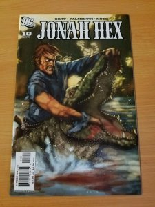 Jonah Hex #10 ~ NEAR MINT NM ~ (2006, DC Comics)
