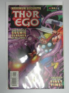 Maximum Security Thor vs Ego #1 - 8.5 - 2000
