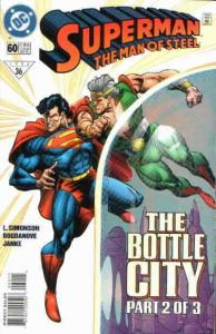 Superman: The Man of Steel #60 VF/NM; DC | save on shipping - details inside