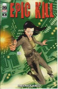 Epic Kill #4 VF/NM; Image | save on shipping - details inside