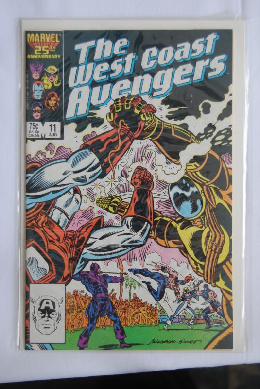 The West Coast Avengers 11
