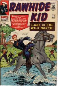 Rawhide Kid (1955 series) #53, Fine- (Stock photo)