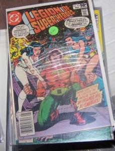 LEGION OF SUPER HEROES # 275 DC may 1981   space pirates  ultra boy mon-el